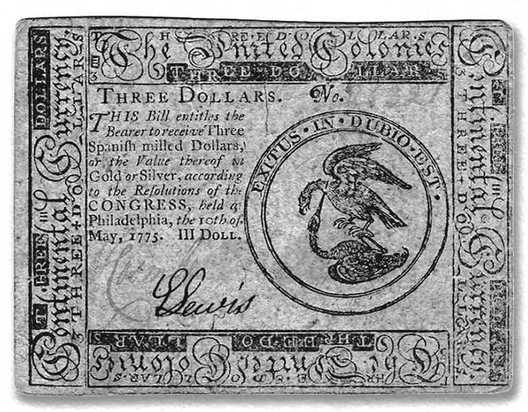 3 7 3 Continental dollars