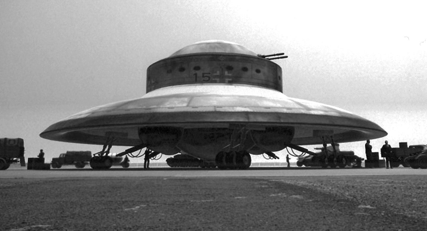 2.1.1 German UFO